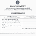 Notification of Semester Examination Schedule by IDOL, Gauhati University, Assam on January 2015
