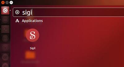 Open Sigil Form Ubuntu Unity Dashboard