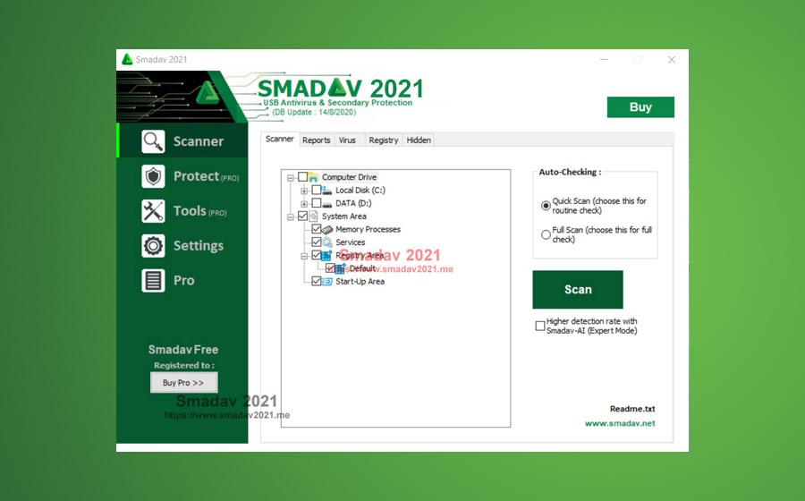 Smadav Antivirus 2021 For Windows 10
