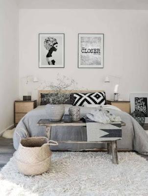 Easy Steps to Scandinavian Bedroom Decoration