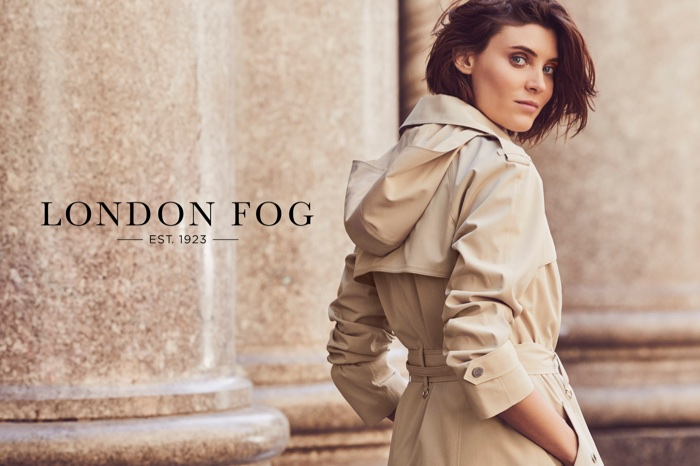 London Fog Spring Summer 2018 Campaign