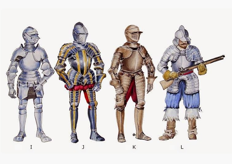 English Historical Fiction Authors The History Of Armour 1100 1700