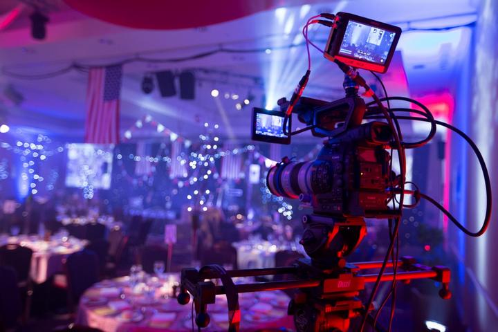 Những khó khăn thường gặp các hình thức khi quay phim sự kiện