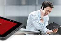 Fujitsu Stylistic V535, Tablet WIndows 8.1 dengan Bahan Bodi Tahan Bentur