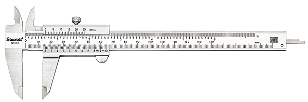 Caliper Ruler, How does a caliper work?