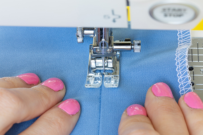 How to understitch - Tilly and the Buttons