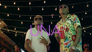 VIDEO | Mimi Mars ft Young Lunya x Marioo – UNA | Download New song
