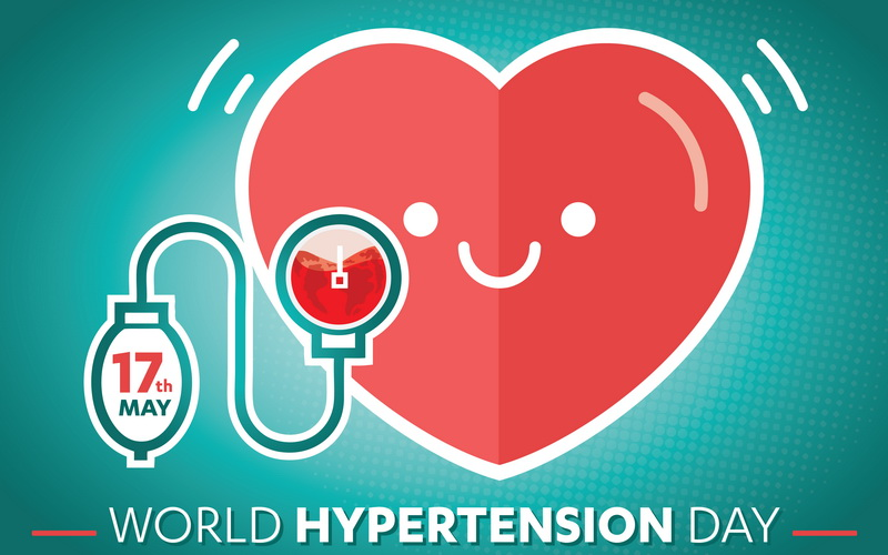 17 Μαΐου: Παγκόσμια Ημέρα Υπέρτασης