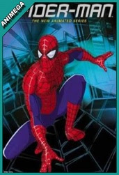 http://descargasanimega.blogspot.mx/2015/12/spider-man-new-animated-1313-audio.html
