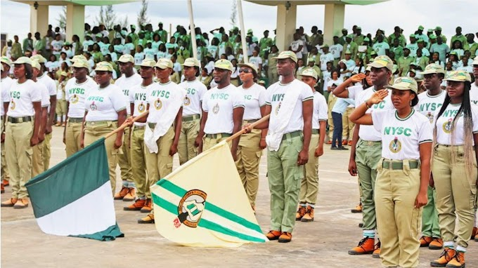 News: NYSC youths allowance has been increased to #N33,000.