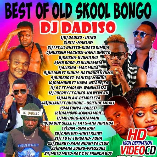 Top Five Old Bongo Music Mp3 / Fullservicecircus