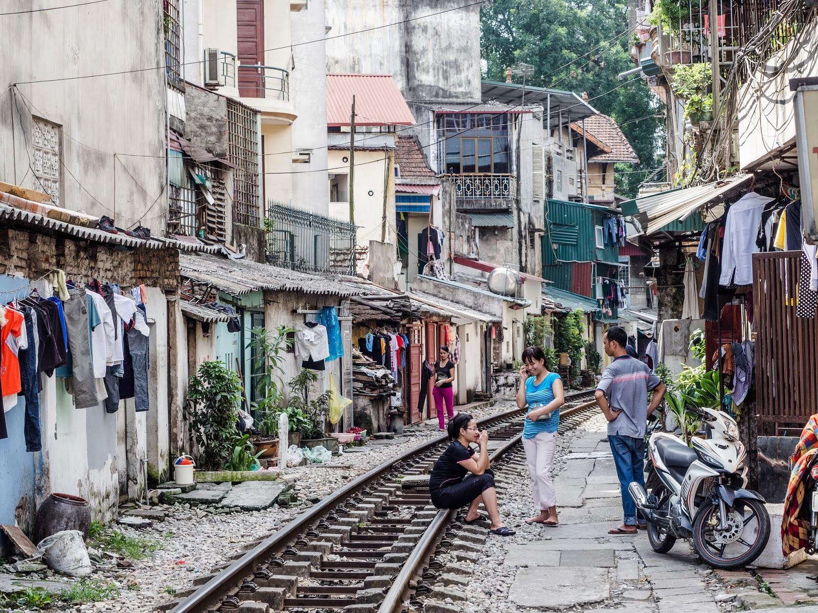 Visitar Hanoi (Vietnam)