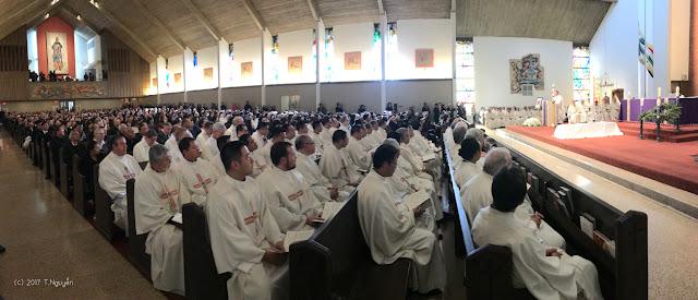 Hình ảnh thánh lễ an táng Đức Cha Dominicô Mai Thanh Lương - Ảnh minh hoạ 24