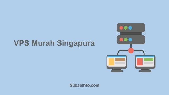 VPS Murah Singapura