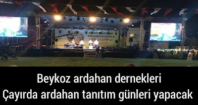 Ardahan tanıtım günleti ve Beykoz çayır festivali