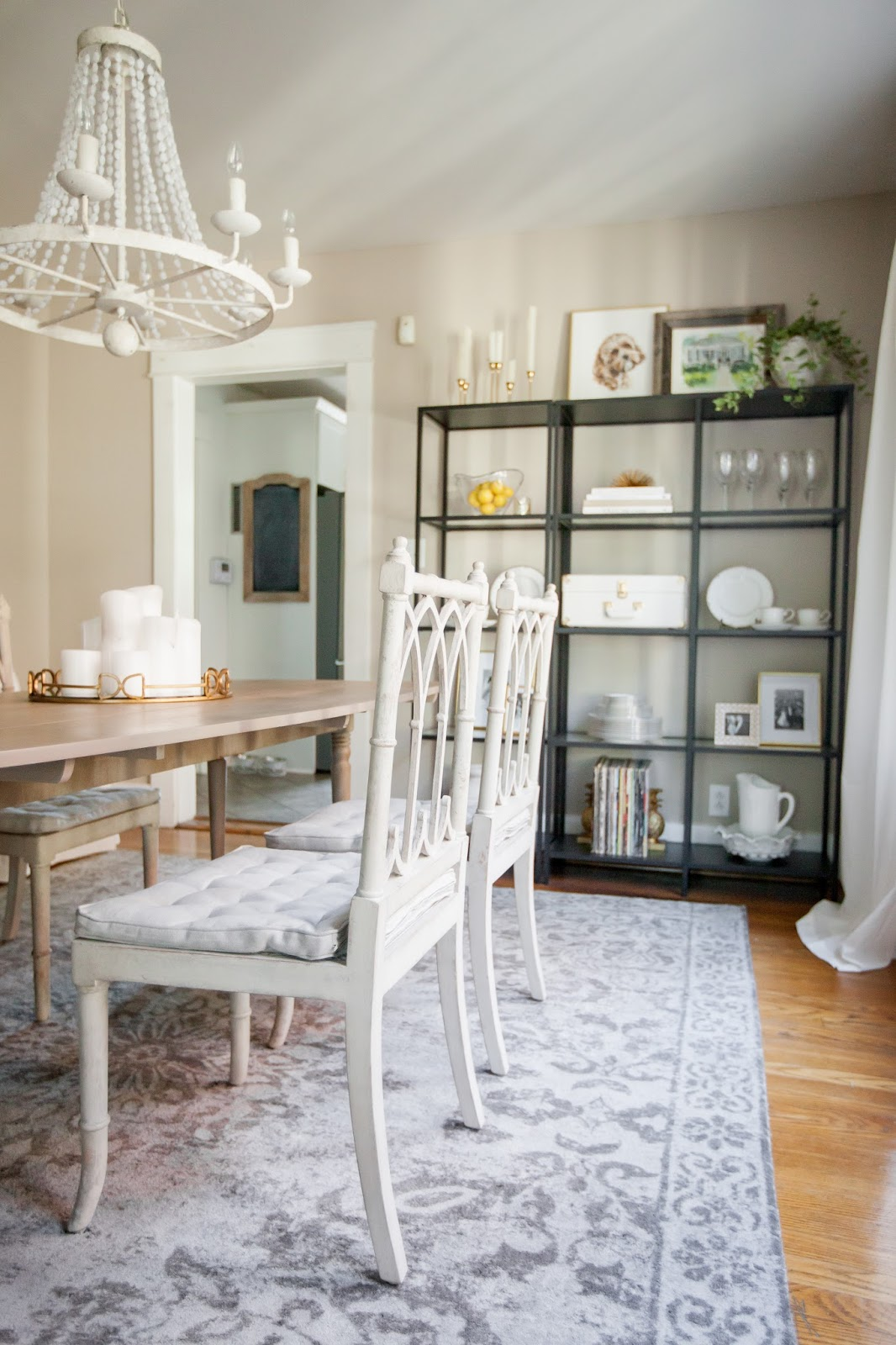 Park Avenue : Dining Room Makeover with Sarah Catherine Design