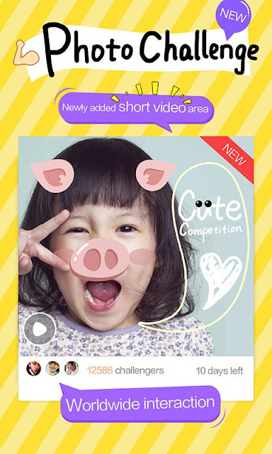 Camera360 - Funny Stickers Apk