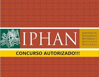 Autorizado concurso do Iphan com 411 cargos de Analista e Técnico