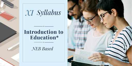Introduction to Education Syllabus