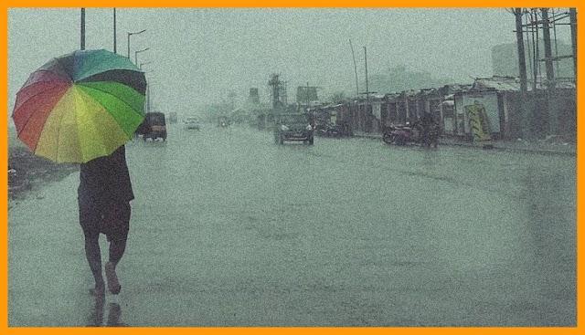 यूपी में बारिश का सिलसिला रहेगा जारी