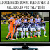 Listado de bares donde se puede ver el Real Valladolid en TV