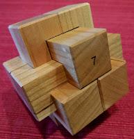 7-Piece Burr Puzzle