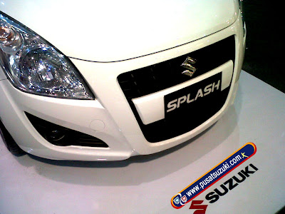 new splash 2013 indonesia