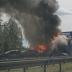 Lančani sudar na autoputu, poginulo šest osoba - VIDEO