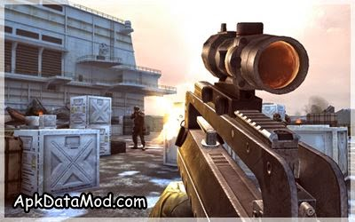 Modern Combat 3 Fallen Nation Apk ship war
