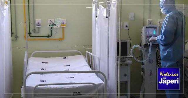 Inauguração do Hospital de Campanha de Japeri