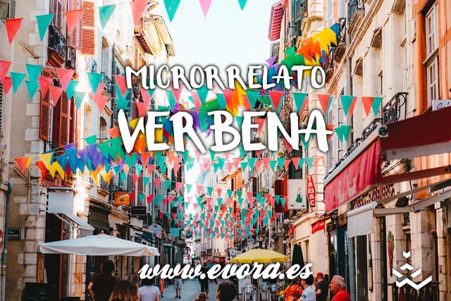 Microrrelato: Verbena