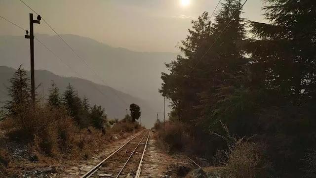 Winch camp trek