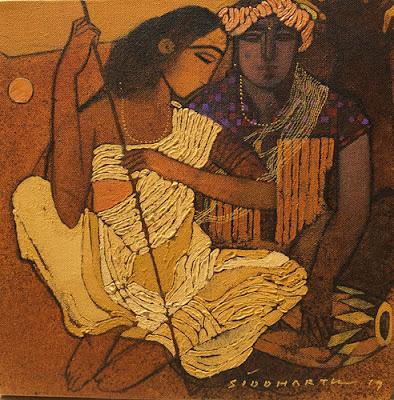 """""""Pradarshak's 25th Anniversary Exhibition - Siddharth Shingade"""""""