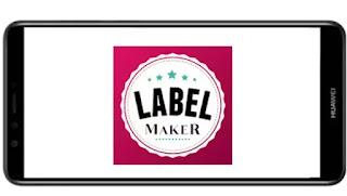تنزيل برنامج Label Maker Pro mod premium مدفوع مهكر بدون اعلانات بأخر اصدار من ميديا فاير