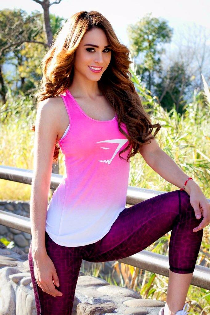 Beautiful Fitness Model FB DP