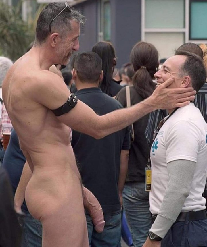 erección en marcha gay