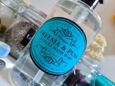 Somerset Toiletry Co. Naturally European Freesia & Pear Hand Wash