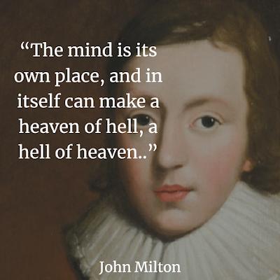 John Milton Best inspiring image Quotes and Sayings