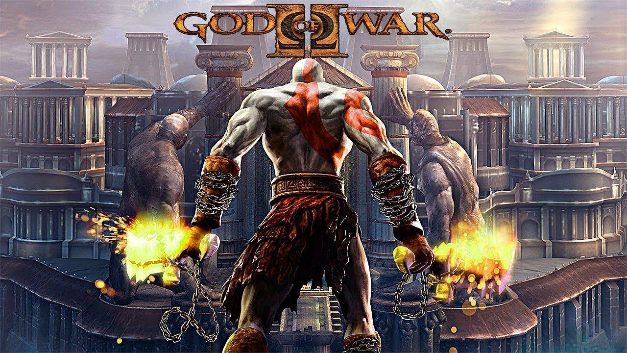 God of War Game Free Download For PC Laptop Setup