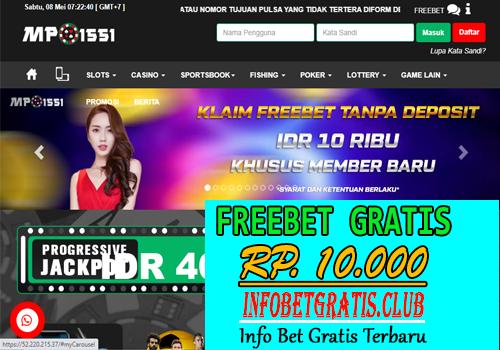 Mpo1551 Freebet