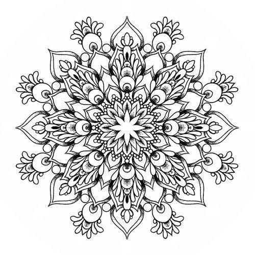 Mandala Malvorlagen Pdf My Blog