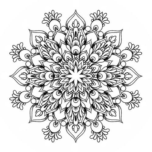 free geometrische mandala herunterladen pdf download free mandala. Black Bedroom Furniture Sets. Home Design Ideas