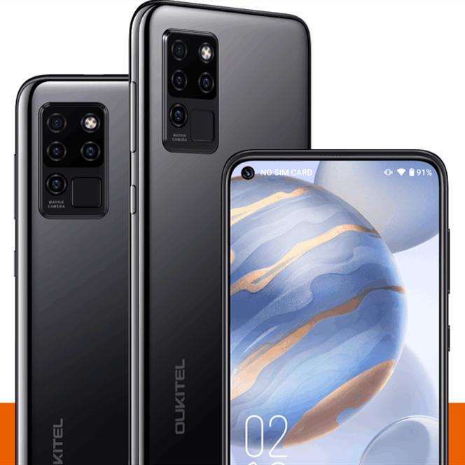 Sorteio de (10) Dez Smartphones Oukitel C21
