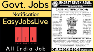 Top 10 Govt Job Vacancy of 02nd January 2021