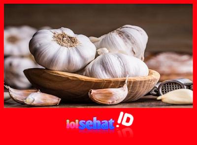 khasiat bawang putih mentah atau manfaat bawang putih untuk kesehatan