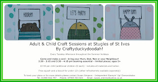 Stampin' Up! Made by Susan Merrey Independent Stampin' Up! Demonstrator, Craftyduckydoodah!, Cheerful Critters