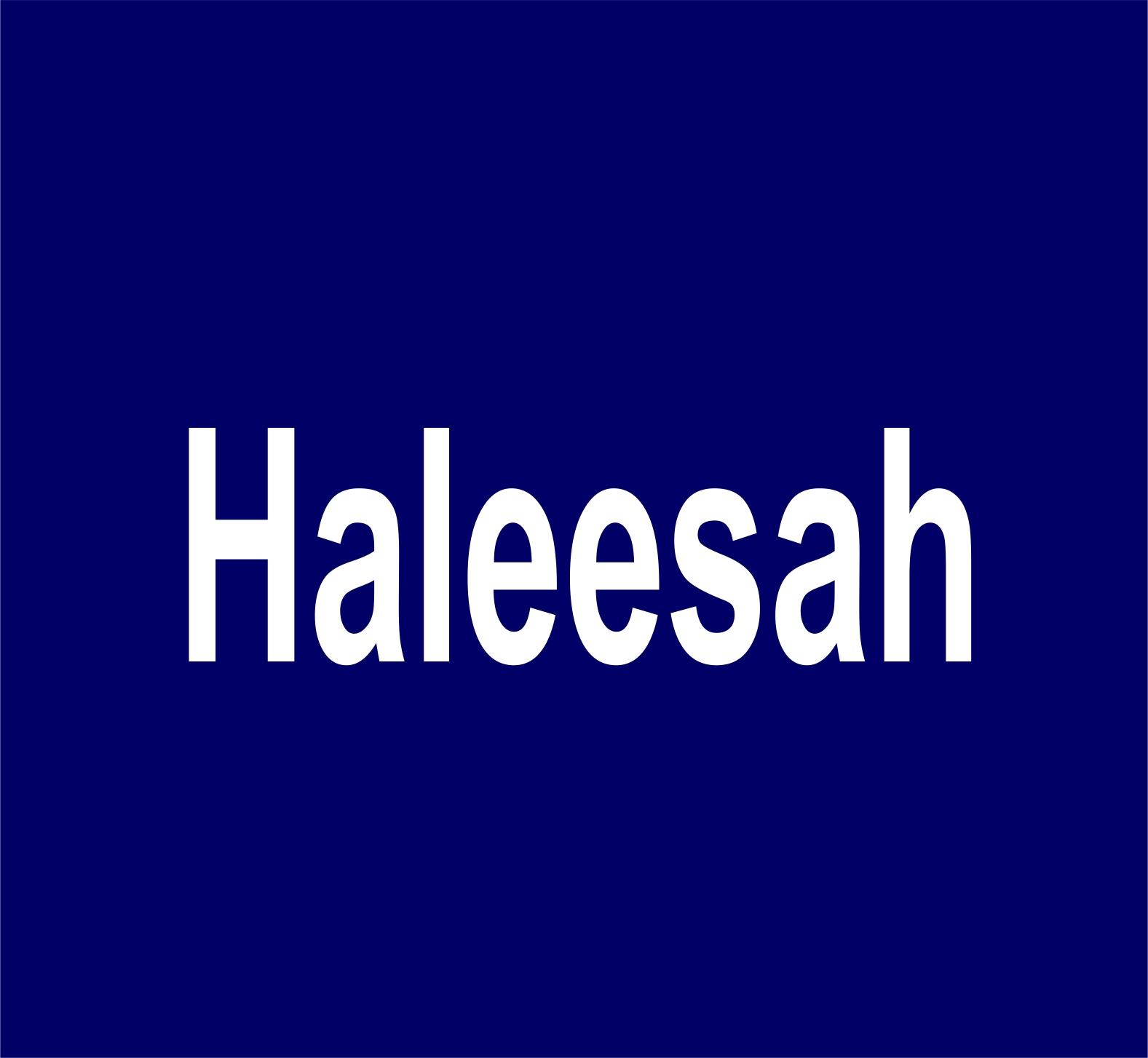 Haleesah - Gidan Novels   Hausa Novels
