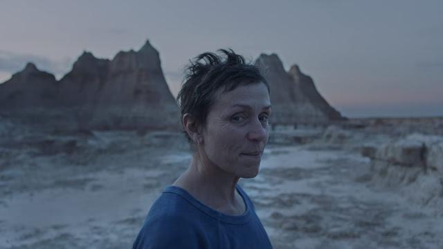 Frances McDormand como Fern. Foto de Fox Searchlight Pictures.