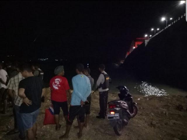 Jembatan di Papua yang Baru Diresmikan Jokowi Makan Korban