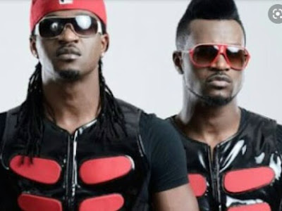 Music: P Square - Away (throwback song)